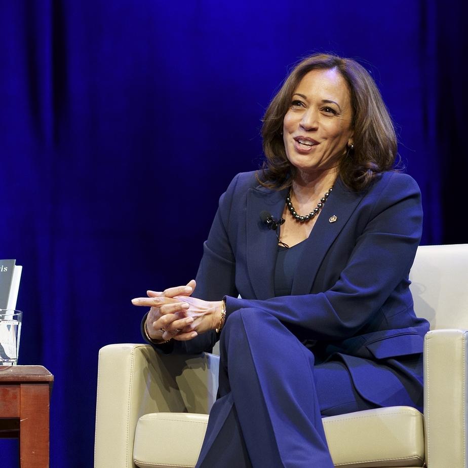 Réponse: Kamala Harris. Cette déclaration a été publiée sur Instagram par Kamala Harris, première femme afro-américaine et indo-américaine élue à la vice-présidence des États-Unis, qui entrera en poste en janvier2021.