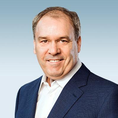 Claude Mongeau, lauréat du prix hommage Les As de la finance