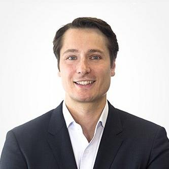 Philippe Adam, chef de la direction financière chez Marché Goodfood, était finaliste dans la catégorie «dirigeante financière ou dirigeant financier d'une grande entreprise».