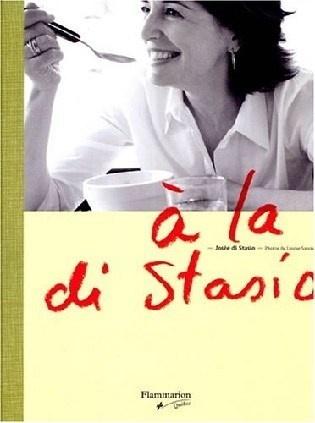 À la di Stasio, Josée di Stasio (Flammarion)