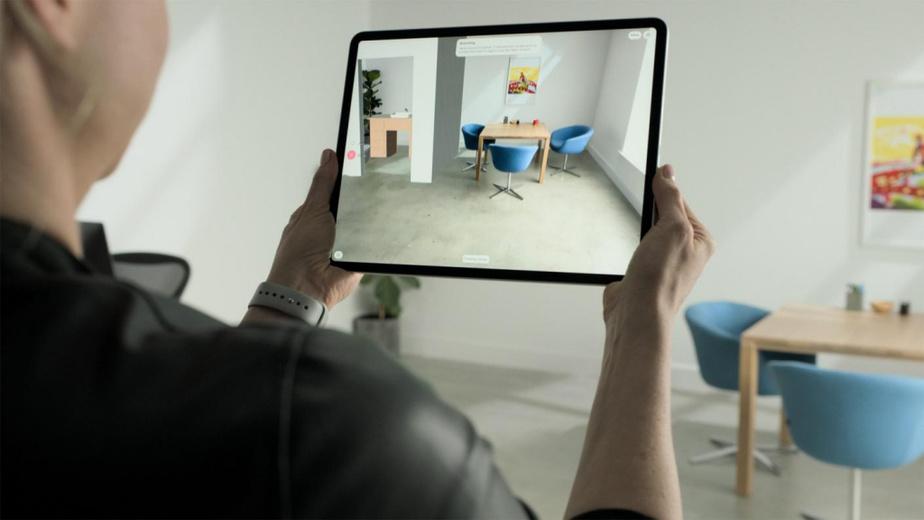 Le poids de l'iPadPro2020: 477grammes.