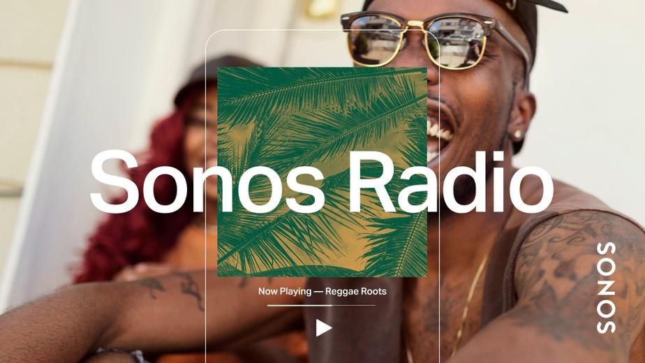 Avec Sonos Radio, l'entreprise californienne se lance dans la diffusion de musique.
