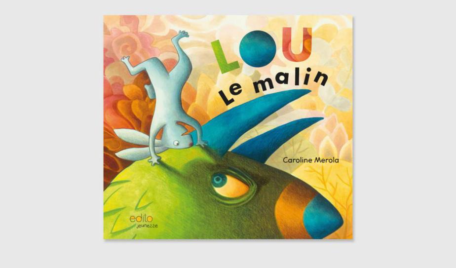 SI VOUS AIMEZ… VOUS AMUSER Pauvre Loubidou! En sortant de son terrier, il a été attrapé par un monstre. Pour distraire le méchant monstre–et l'empêcher de le manger tout cru–,Loubidou lui dit qu'il voit un prince et un chat, avec la tête en bas. Aussi coloré qu'inventif, cet album de CarolineMerola fait découvrir de nouveaux horizons aux enfants. Il suffit de virer le livre à l'envers–et de changer de perspective–pour voir des merveilles. Lou le malin, texte et illustrations de Caroline Merola, éditions Édito jeunesse. Dès 4ans.