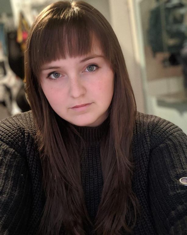 Emma-Lee Matthews, de Vallée-Jonction, a bien réussi son nouveau toupet. «J'ai coupé moi-même mon toupet pour la première fois. Ça faisait plus de 10ans que je n'en avais pas eu. J'aime bien! Je vais rester ainsi.»