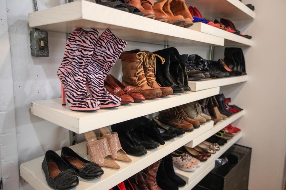 L'entreprise propose un service d'échange de vêtements et accessoires usagés, mais en bon état.