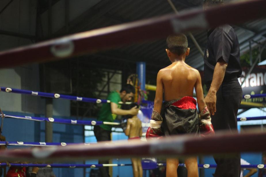 Les combats d'enfants sont controversés, mais ils font partie de la culture thaïlandaise. Après un accident mortel en 2018, les autorités envisagent demieuxles encadrer.