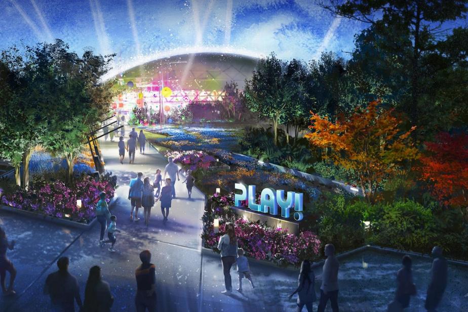 Le pavillon PLAY!, qui doit ouvrir en 2021, sera construit dans l'ancien pavillon Wonders of Life et sera une vaste zone interactive dans laquelle les visiteurs pourront s'amuser avec leurs personnages Disney préférés, réels ou virtuels.