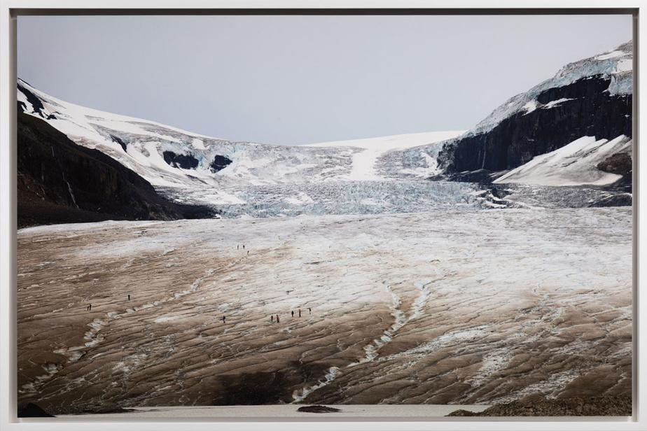 Athabaska, 2019,Aude Moreau, impression au jet d'encre sur papier, 91,5cm x 137cm