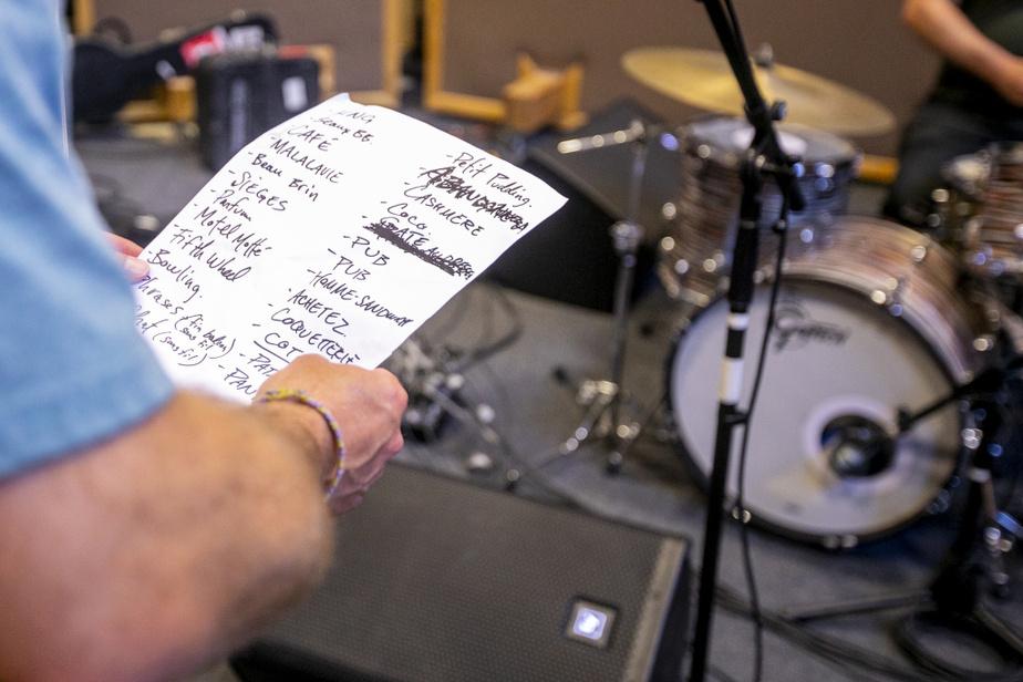 Pour les amateurs de groupe, voici un premier coup d'œil à la liste des pièces qui seront probablement présentées cet été.