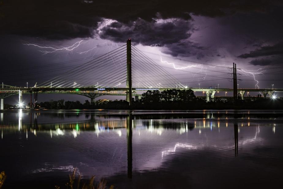 Le nouveau pont, finaliste dans la catégorie Coup d'œil