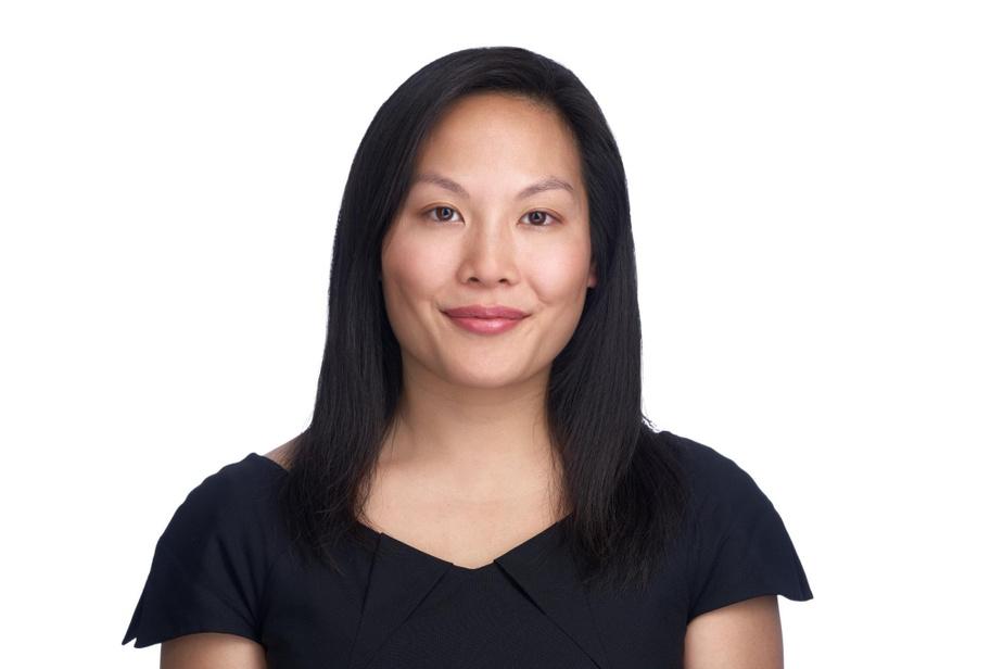 Caroline Lin, chef de la direction financière à la Fondation Pierre Elliot Trudeau, est finaliste pour le prix Étoilemontante.