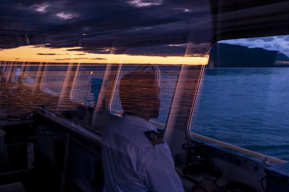 FederalOshima, extrait d'une série de photos finaliste dans la catégorie Photoreportage