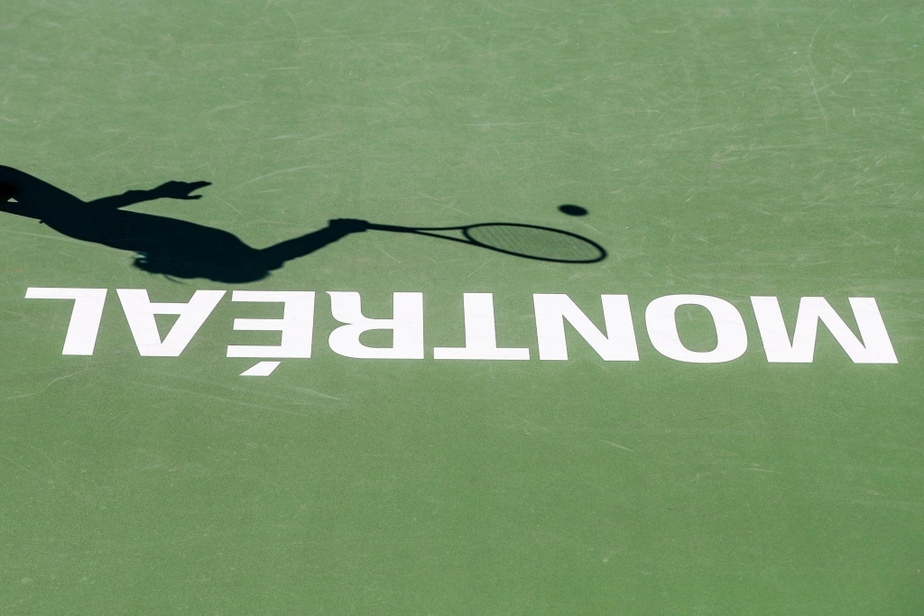 C'était mercredi la première journée officielle de la reprise du tennis extérieur en simple.