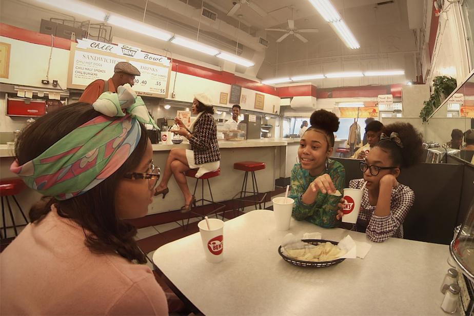 Image tirée du film Traveling While Black, de Roger Ross Williams et Ayesha Nadarajah, sur les discriminations et les violences dont font face encore aujourd'hui les Noirsaux États-Unis