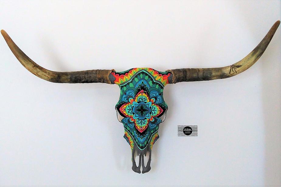 Cette œuvre a été sélectionnée par l'équipe d'Infoman pour la 4eédition de l'exposition Jean-Tal, en mars dernier.