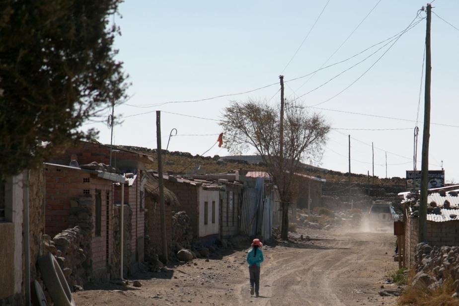 Oubliez le luxe: la vie dans l'Altiplano est rude et austère.