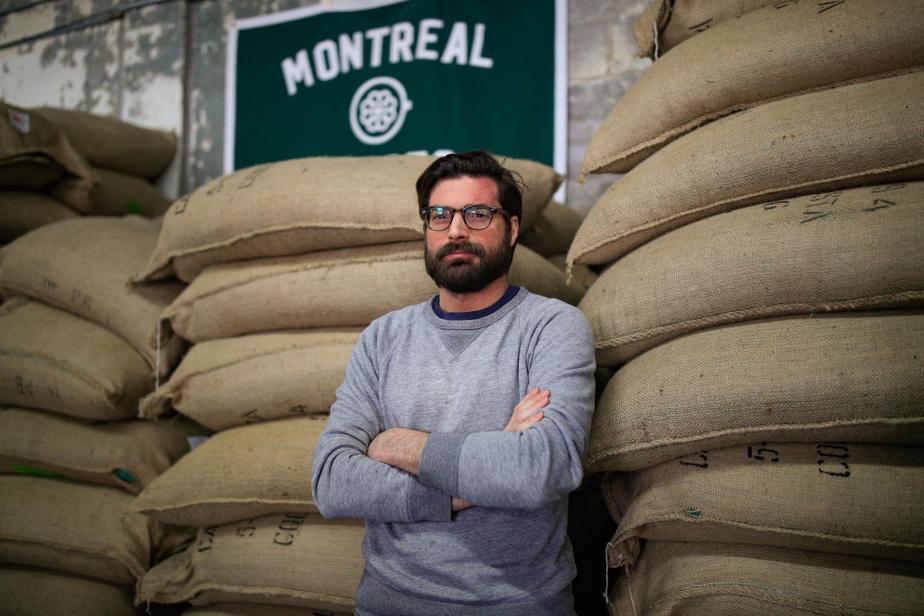 Andrew Kyres est cofondateur de la Canadian Roasting Society.