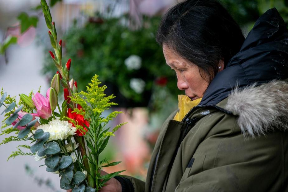 La fête des Mères de la fleuriste Tamey Lau sera un peu étrange cette année, mais toujours aussi occupée.