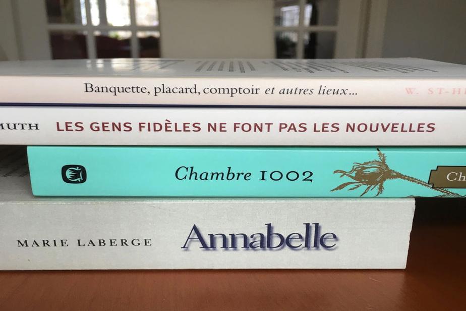 Jean-François Houle nous suggère un petit rendez-vous coquin, en toute discrétion et en toute simplicité.