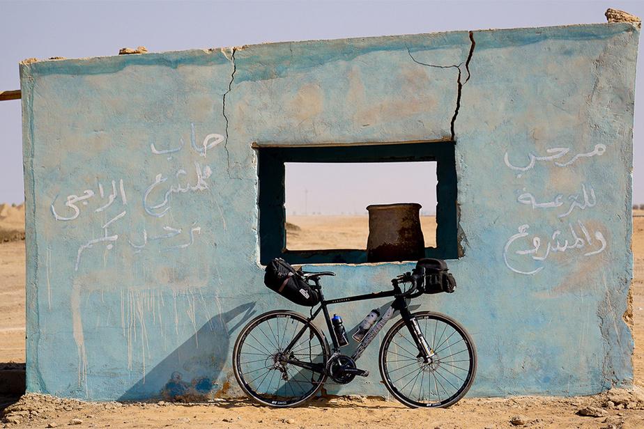 Souvent, les locaux invitaient les cyclistes à visiter leur demeure ou à partager unrepas.
