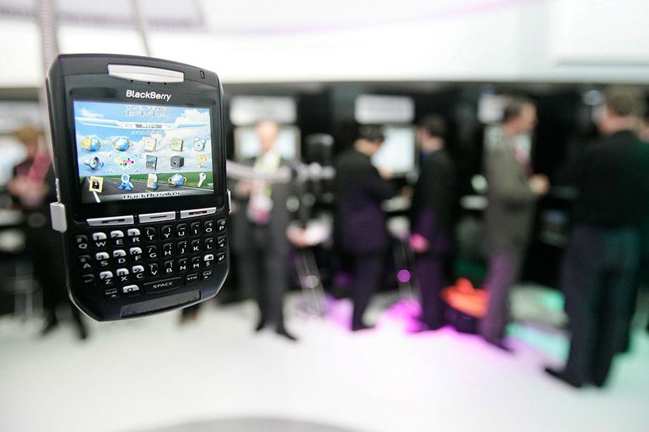 Ce modèle de BlackBerry a été présenté lors de la rencontre annuelle du 3GSM à Barcelone en février 2007.