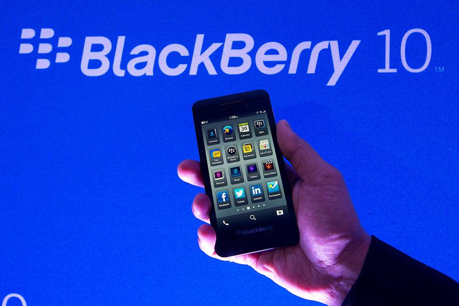Arun Kumar, gestionnaire de produits chez BlackBerry, a présenté le BlackBerry 10 le 30 janvier 2013 à Toronto.