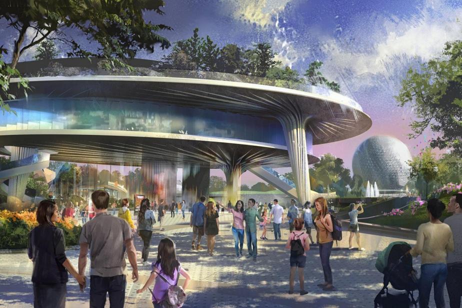 Le cœur d'Epcot accueillera notammentun tout nouveau pavillon de trois étages qui sera le foyer des différents festivals organisés à Epcot. Il offrira l'une des architectures les plus audacieuses à Disney à ce jour, notamment avec un jardin extérieur au troisième étage.