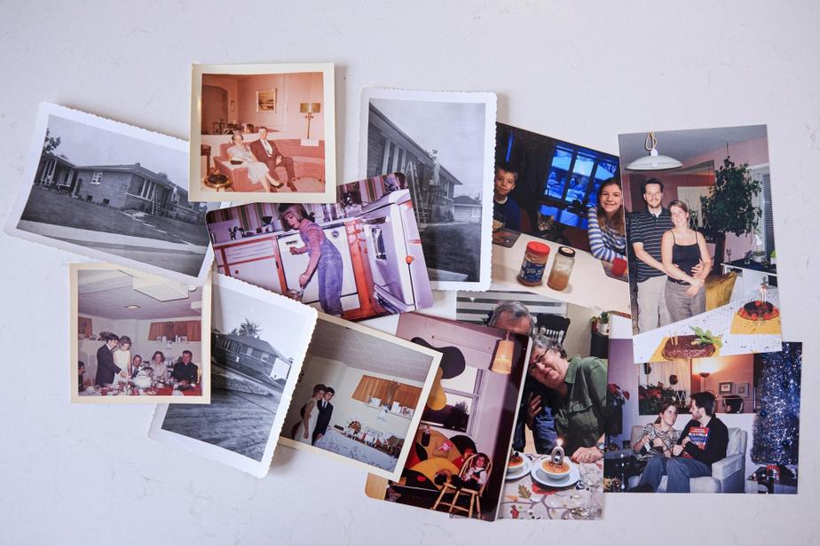 La maison est témoin des petits et grands moments de la vie des membres de la même famille, depuis 1956.