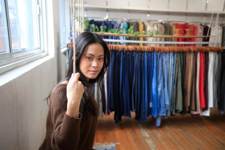 Annette Nguyen, fondatrice du Shwap Club