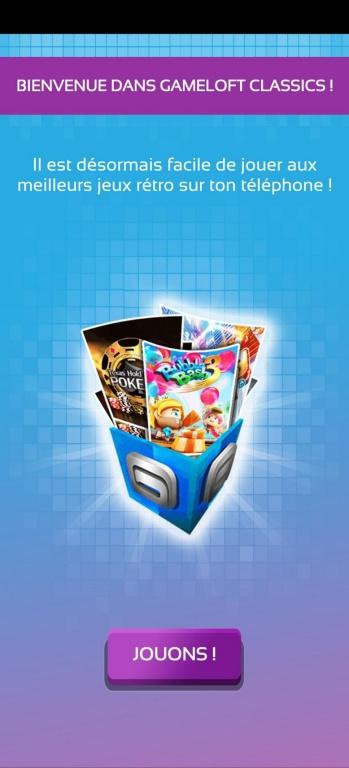 Pour fêter ses 20ans, Gameloft a combiné 30 de ses jeux mobiles rétro, tous offerts dans une seule application gratuite et sans publicité.