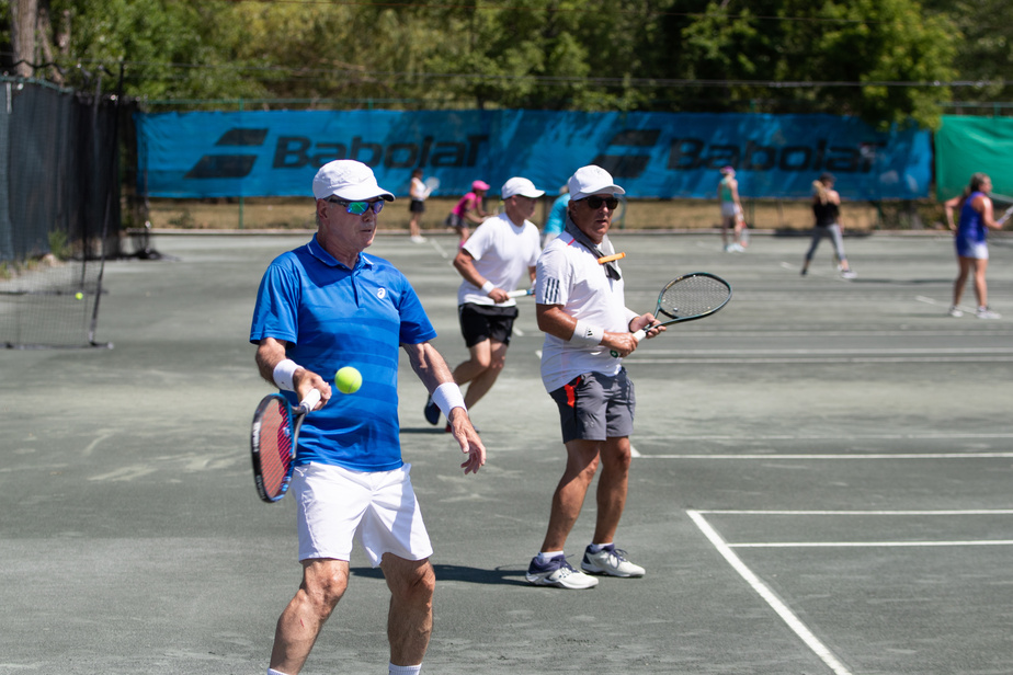 Pour Martin Laurendeau, le tennis fait partie des sports les plus techniques. «Il n'y a rien de fixe. Il y a une dimension spatiotemporelle, une coordination avec des gestes en mouvement, une lecture de la balle et de l'anticipation.»