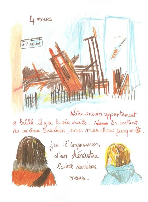 Journal, de Julie Delporte