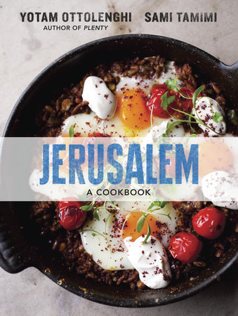 Jerusalem, Yotam Ottolenghi et Sami Tamimi (Random House)