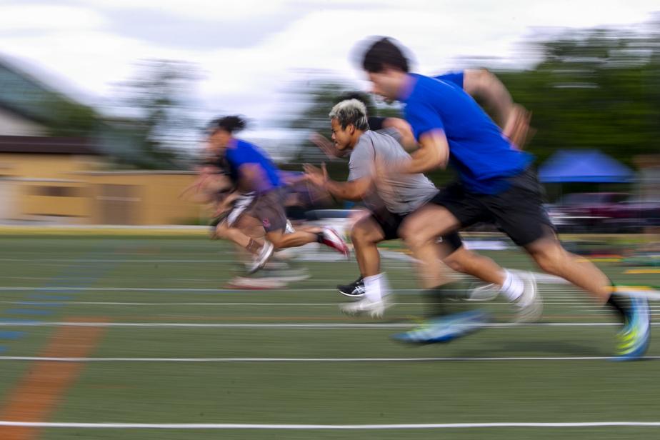 Toute la semaine, à raison de deux séances par jour, les athlètes ont pu donc renouer avec leurs coéquipiers, sur une base volontaire.