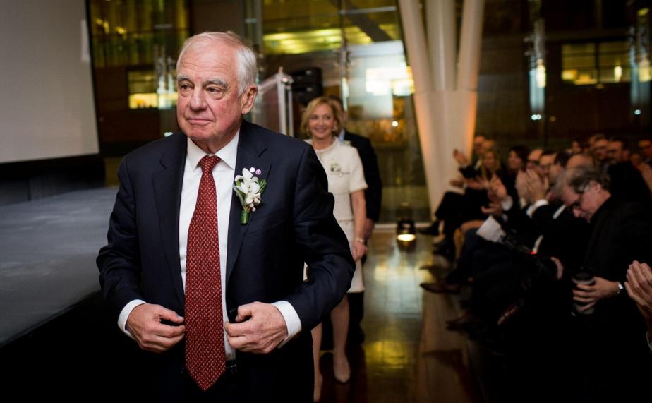 MarcelDutil,président du conseil et fondateur de Groupe Canam