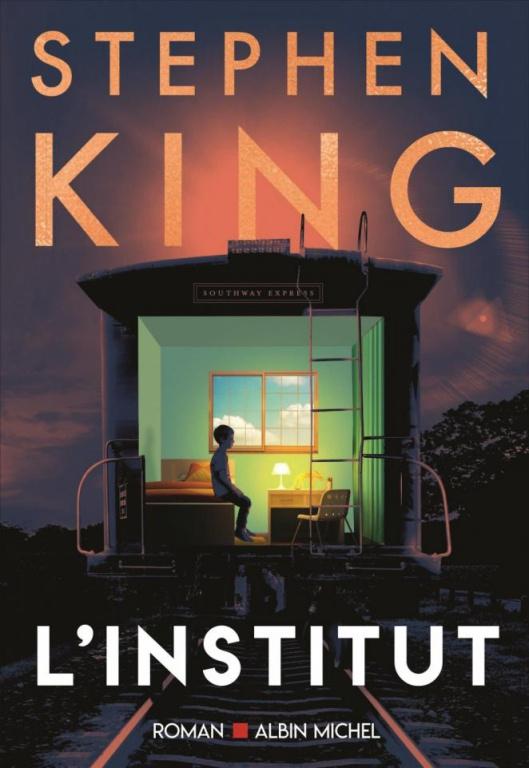 L'institut, de Stephen King