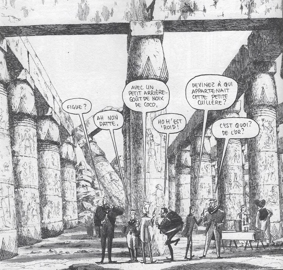Extrait de Voyages en Égypte et en Nubie de Giambattista Belzoni —Troisième voyage