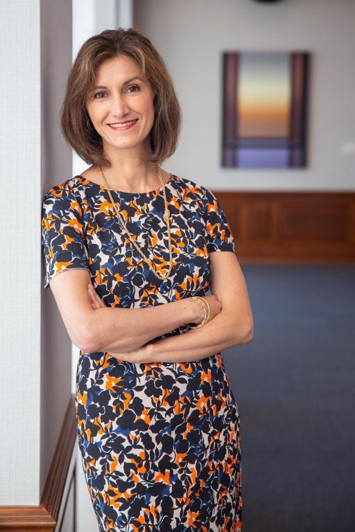 Cette année, l'AFFQ remet le prix Inspiration-Andrée-Corriveau à KathyFazel, qui est vice-présidente et conseillère en investissement pour RBC.