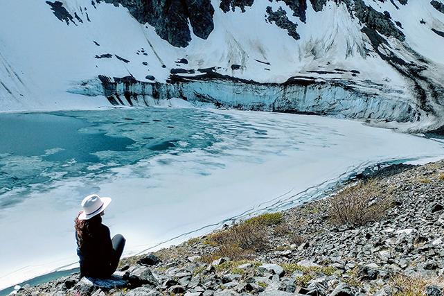 Entre Carcross, Territoire du Yukon et Skagway, Alaska