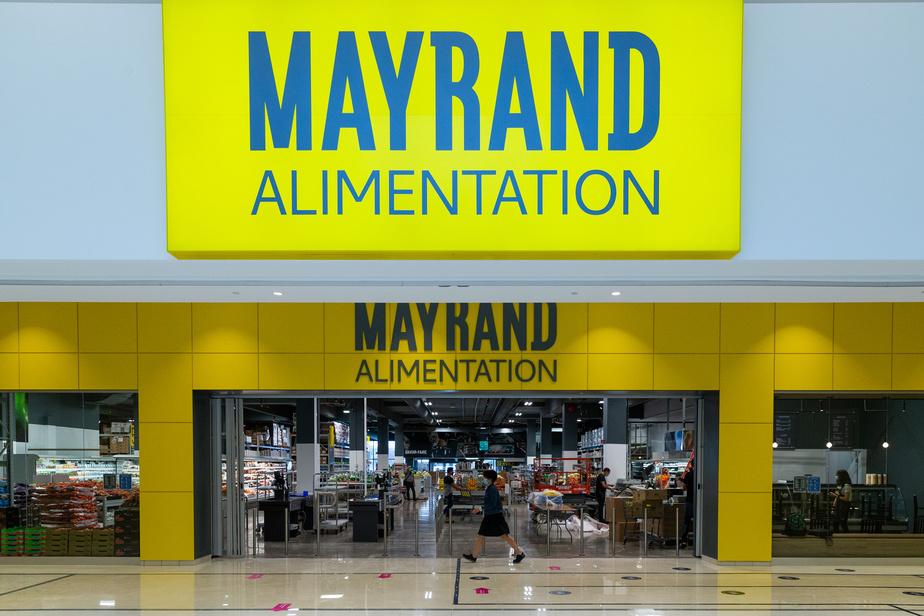 Le supermarché sera accessible par le mail, mais le président, Mario Bélanger, s'attend à ce que la majorité de la clientèle préfère y entrer par le stationnement. Pour répondre aux besoins des clients institutionnels, les portes ouvrent à 7h.