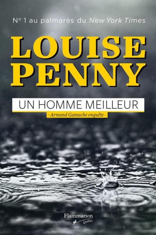 Un homme meilleur,Louise Penny, Flammarion Québec, 496pages