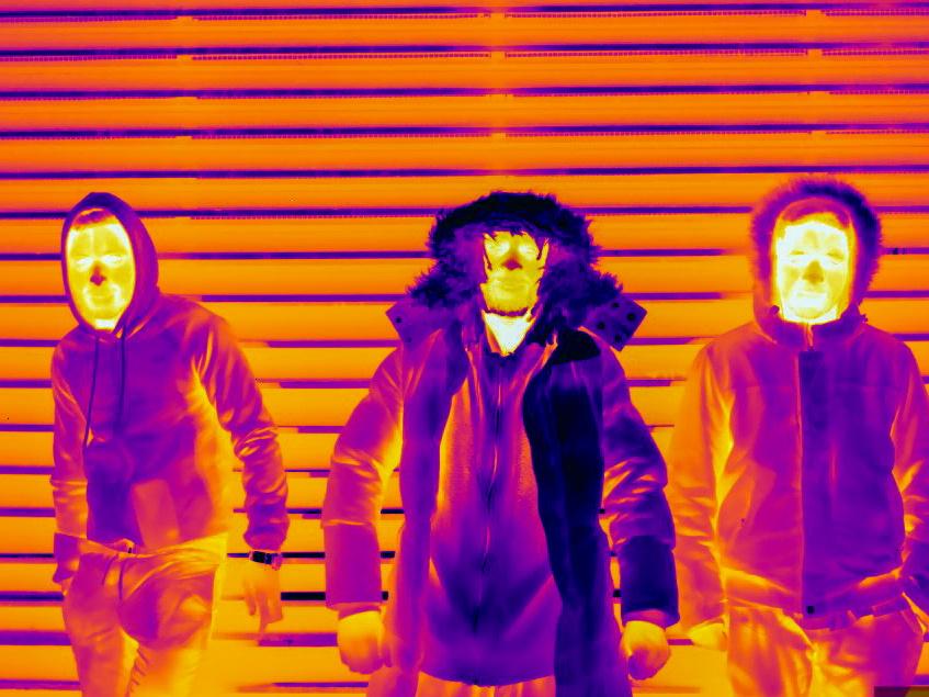 Portraits thermiques
