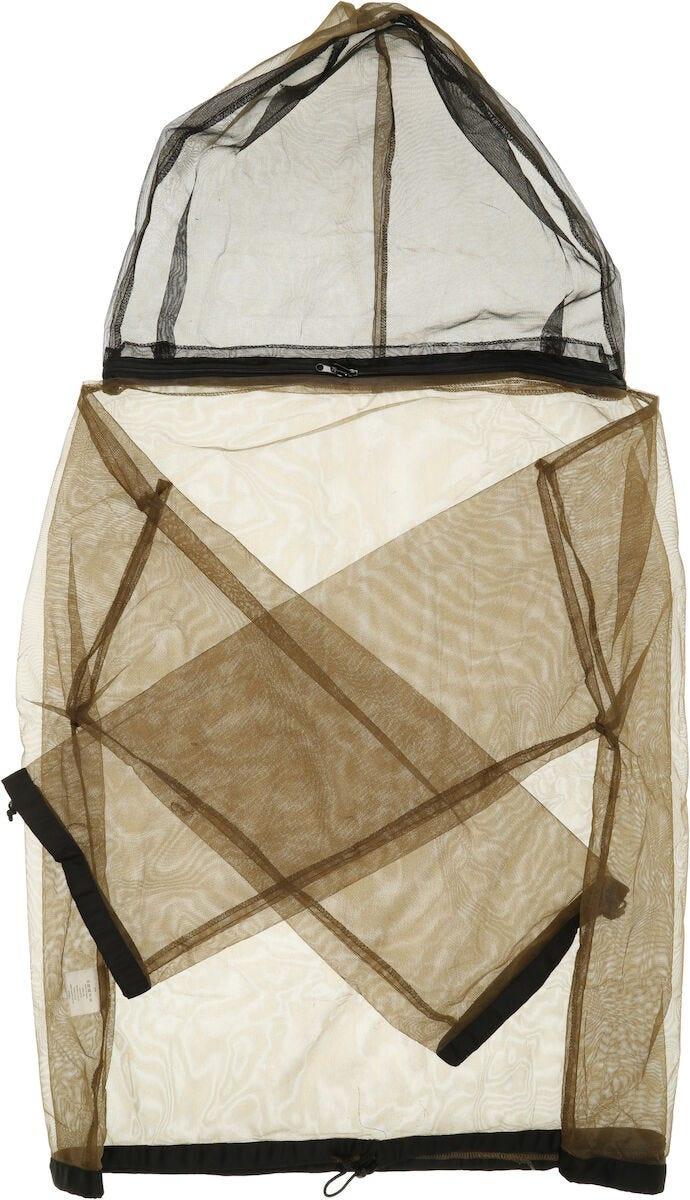Une veste en moustiquaire qu'on peut trouver chez SAIL pour 19,99$.