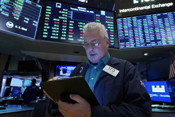 Bourses nord-américaines DowJones, S&P 500 et S&P/TSX près d'un record