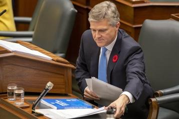 Ontario Plus faible bilan quotidien des cas de COVID-19 depuis août