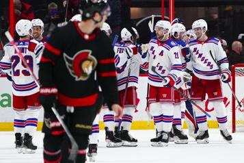 Les Rangers remportent une quatrième victoire de suite