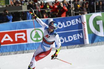 Slalom géant de Sölden Marco Odermatt s'impose dès l'ouverture de la saison