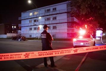 Fusillades à Montréal  Centaure fait passer son message aux gangs derue