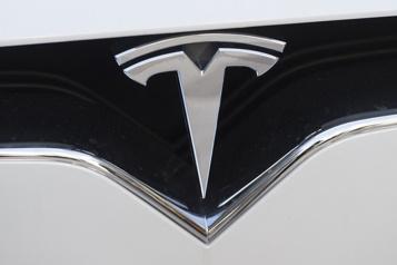 Tesla Une commande de 100000voitures et 1000milliardsUS à WallStreet