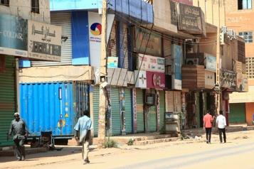 Khartoum ville fantôme au quatrième jour du coup d'État